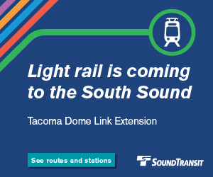 Sound Transit Tacoma Dome - Chris Johnstone