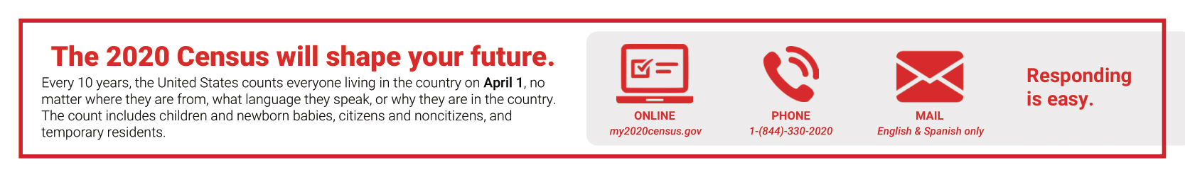 Census 2020 - Christine Chen