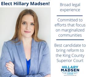 Hillary Madsen - Emily Carmichael
